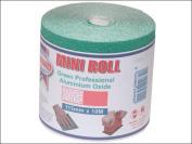 Faithfull Aluminium Oxide Paper Roll Green 115 mm. X 10 m. 60g