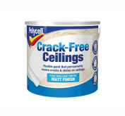 Polycell Crack Free Ceilings Smooth Matt 25 Litre