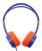 Urbanz V. IBEOG Vibe Light-Weight Headphones - Orange.