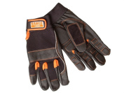 Bahco Gl010 8 Power Tool Padded Palm Glove Size 8