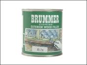 Brummer Green Label Exterior Stopping Medium Light Oak