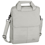 RIVACASE 8270 12.1 Inch Laptop Bag, Grey
