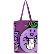 Mister Men Little Miss Naughty Tote Bag