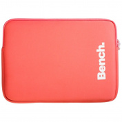 BENCH 15 Inch Laptop Sleeve, Coral [Region 2]