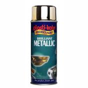 Plastikote Brilliant Metallic Silver 400 Ml 161