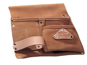 Faithfull Tools Single Tool and Nail Pouch