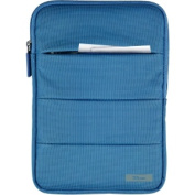 Trust Nylon Anti-Shock Bubble Sleeve (Blue) for 7 inch Tablets