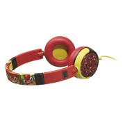 MOSHI MONSTERS Moshi Headphones, Red (HMO-C1-RED1-DB).