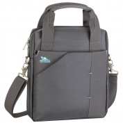 RIVACASE 8170 12.1 Inch Laptop Bag, Dark Grey