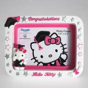 Hello Kitty Graduation Photo Frame