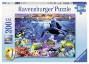 Ravensburger - Oceanic Life - 200 XXL Piece - Jigsaw