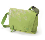 Dicota Dee Messenger Bag (Green) for 11.6 inch to 14.1 inch Notebooks