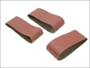 Black & Decker X33061 Drum Sander Belts (3) 40g