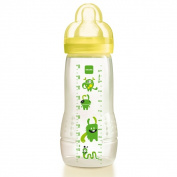 MAM Baby Bottle 330ml Assorted colours