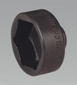 "Sealey Sx115 Low Profile Oil Filter Socket 38mm 3/8\sq Drive"""