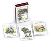 Alice In Wonderland - Playing Cards - Gibsons Games