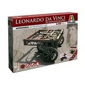 Leonardo Da Vinci - The Marvellous Machines - Self-Propelling Cart - 3101 - Italeri