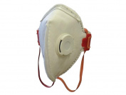 Faithfull Tools 2EFA33 Scan Fold Flat Valved Disposable Mask