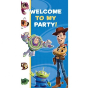Party - Toy Story Door Decoration - Amscan