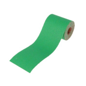 Faithfull Aluminium Oxide Paper Roll Green 115 mm. X 10 m. 40g