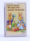 Woodland Happy Families - Playing Cards - Gibsons Games