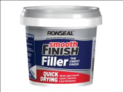 Ronseal 36553 Smooth Finish Quick Drying Multi Purpose Filler 600 G