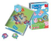 Peppa Pig Jumping Pigs Game - Jumbo
