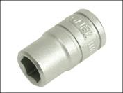Teng M140114c Hex Socket 7/16in AF - 1/4 Drive