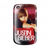 Blackberry 8520 - Official Justin Bieber Phone Clip Case
