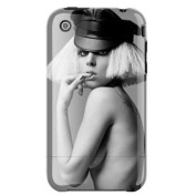 iPhone 3G/S - Official Lady Gaga Phone Clip Case