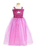 Great Pretenders - Kids Pink Queen Gown - Medium - Great Gizmos