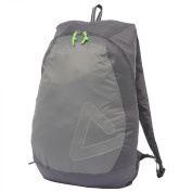 Silicone Micro Packable Rucksack - Iron Grey