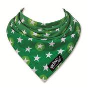 Skibz Dribble Bib - Star Bright Green.