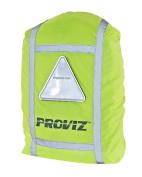 Proviz Waterproof Rucksack / Backpack Bag Cover - Universal Yellow