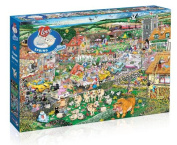 I Love Spring 1000 Piece Jigsaw Puzzle Gibson Games