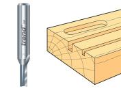 Trend 3/01 X 1/4 Tungsten Carbide Two Flute Cutter