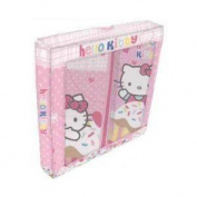 Hello Kitty Cupcake Mini Notecards