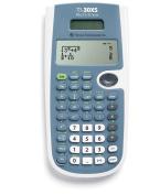 Texas Instruments Solar Scientific Calculator with Multi-Line Display