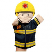 People Who Help Us Hand Puppets Fireman