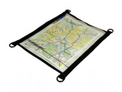 Waterproof Map Case - Document Pouch - A4 - Black
