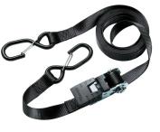M/lock MLK3109E Ratchet Tie Down + S Hooks 5m