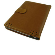 iTALKonline 8227 Brown Wallet Case - Amazon Kindle 2
