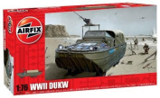 WWII DUKW - 1:76 Scale - A02316 - Airfix