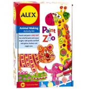 Alex Toys Paint a Zoo Kit