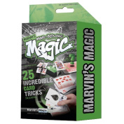 25 Incredible Card Tricks - Marvin's Magic