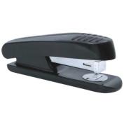 5 Star Stapler Half Strip Plastic Capacity 20 Sheets Black-Grey Ref 918540