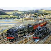 Gateway To Snowdonia Puzzle 1000 Pieces