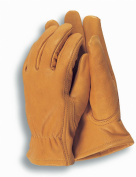 Town & Country Small Premium Leather Gardening Gloves for Ladies