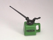 Wesco 350/N 350cc Oiler With 6in Nylon Spout