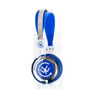 Urbanz ZIPCBL Multi-Device Stereo Headphone - Blue